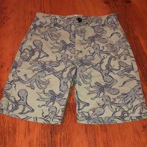🔥 Boys octopus 🐙🐙 print blue shorts
